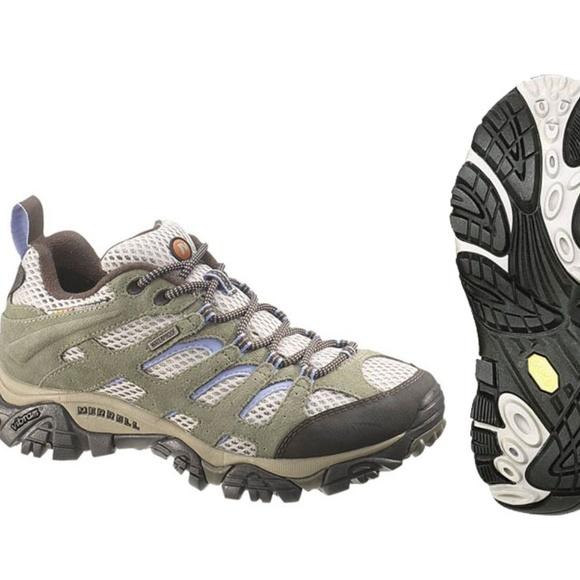 1d601bfb5 Merrell Women's Moab Waterproof Hiking Shoes. M_5aca54f0077b97ebd82885d7